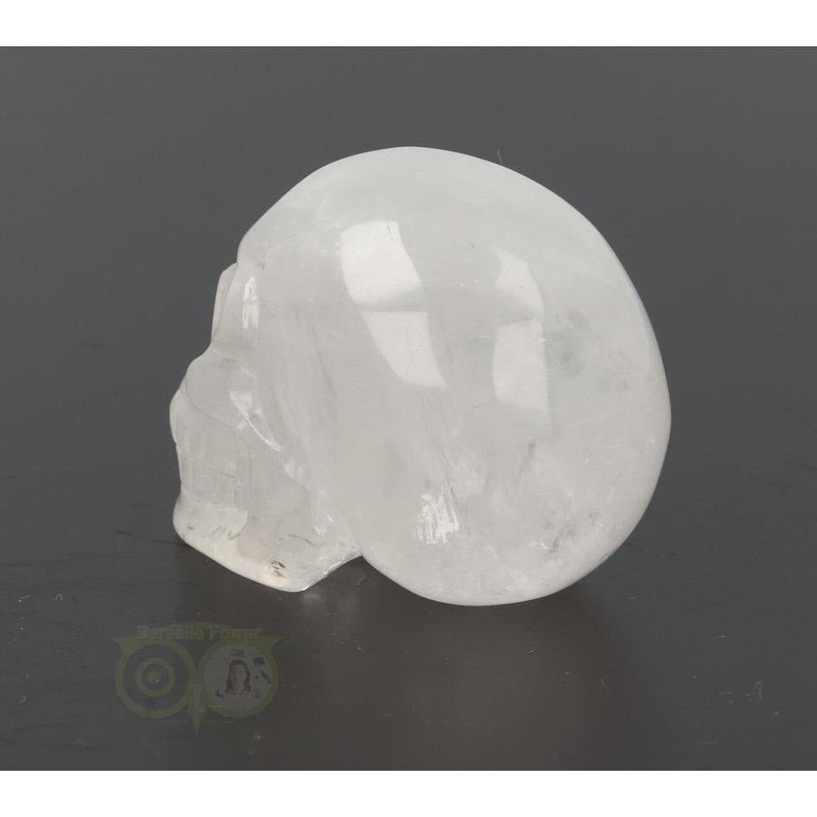 Bergkristal schedel Nr 9 - 102 gram-7