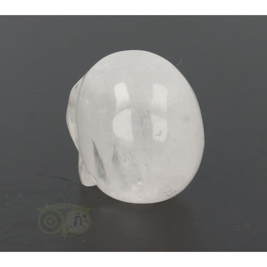 Bergkristal schedel Nr 9 - 102 gram-8