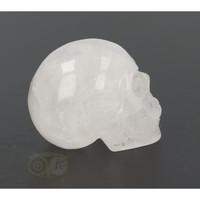 thumb-Bergkristal schedel Nr 9 - 102 gram-9