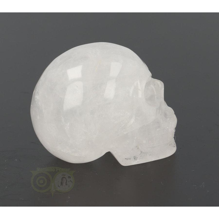 Bergkristal schedel Nr 9 - 102 gram-9