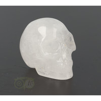 thumb-Bergkristal schedel Nr 9 - 102 gram-10