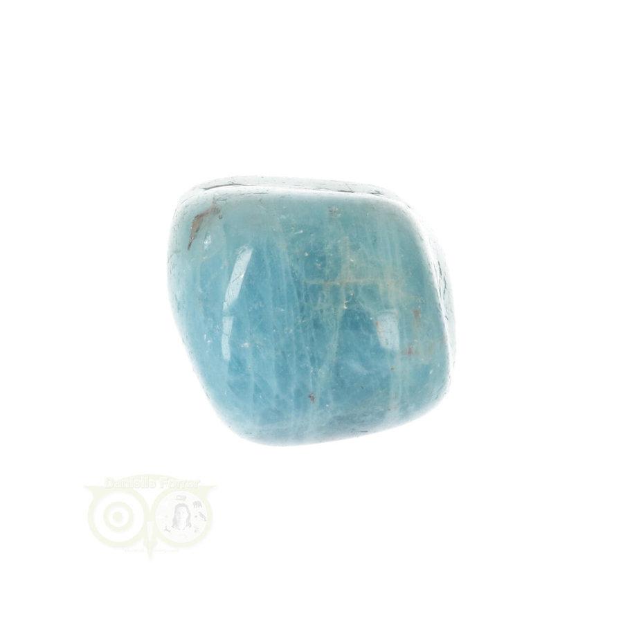 Aquamarijn ( Beryl ) edelsteen  Nr 61 - 33 gram-7