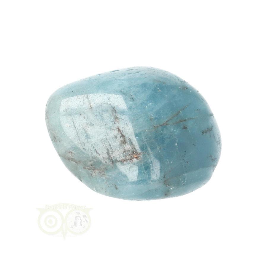 Aquamarijn ( Beryl ) edelsteen  Nr 65 - 27 gram-9