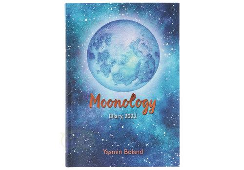 Moonology Diary 2022 -  Yasmin Boland
