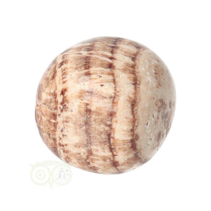 Aragoniet knuffelsteen Nr 16 - 26 gram-3
