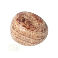 thumb-Aragoniet knuffelsteen Nr 18 - 31 gram-1