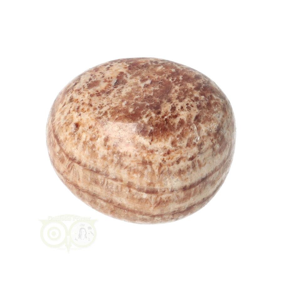 Aragoniet knuffelsteen Nr 18 - 31 gram-4