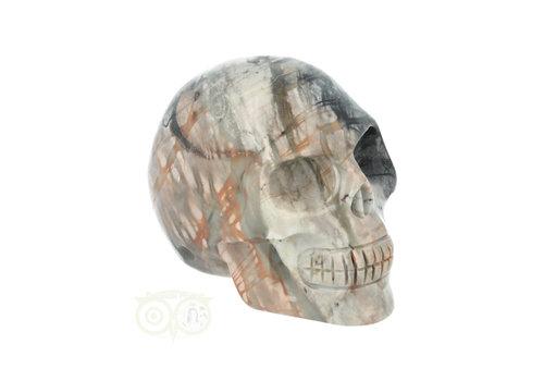 Picasso Jaspis schedel Nr 11