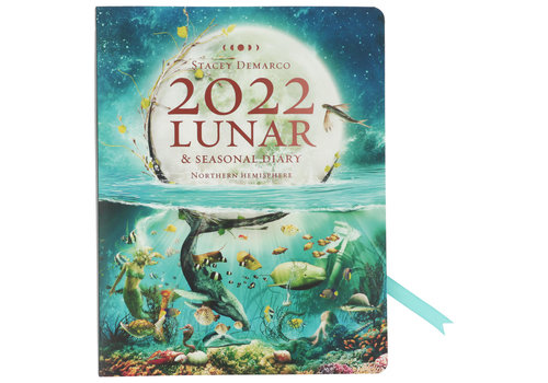 2022 Lunar and Seasonal Diary - Stacey Demarco