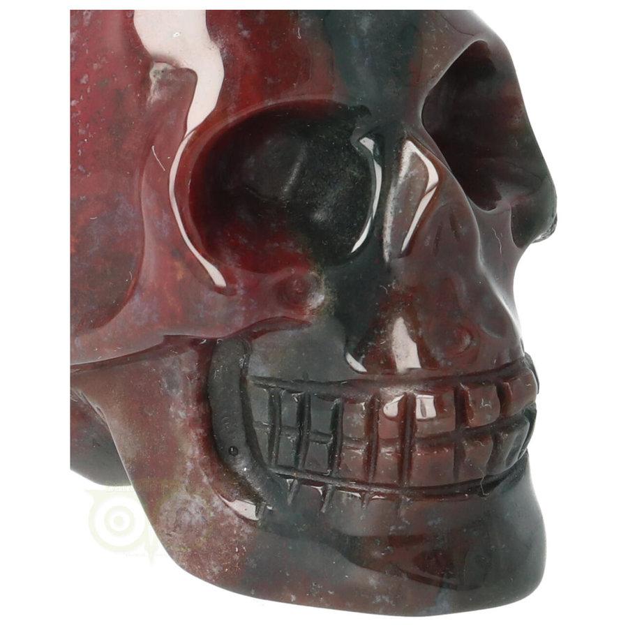 Agaat Indian schedel Nr 5 - 98 gram-2