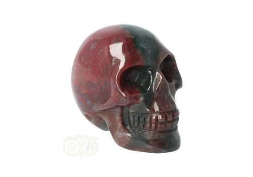 Agaat Indian schedel Nr 5