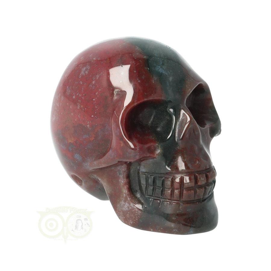 Agaat Indian schedel Nr 5 - 98 gram-1