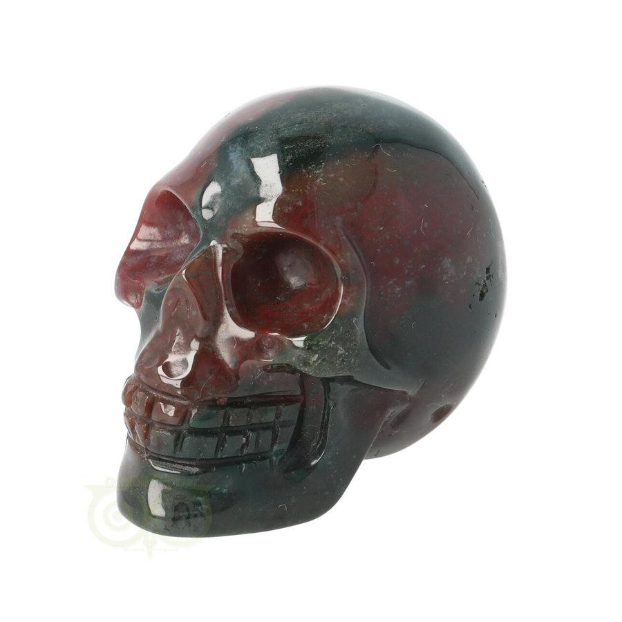 Agaat Indian schedel Nr 5 - 98 gram-3