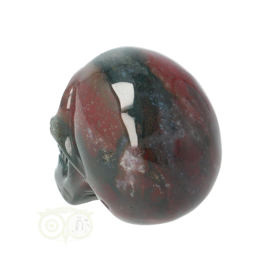 Agaat Indian schedel Nr 5 - 98 gram-5