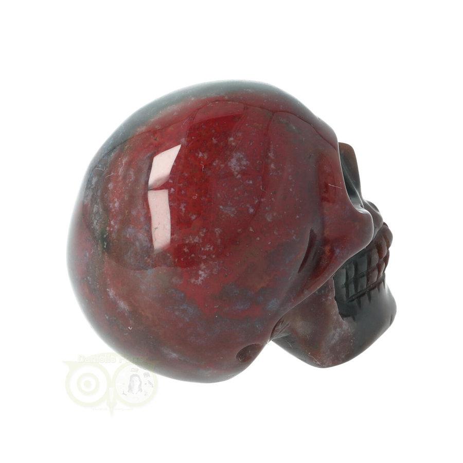Agaat Indian schedel Nr 5 - 98 gram-7