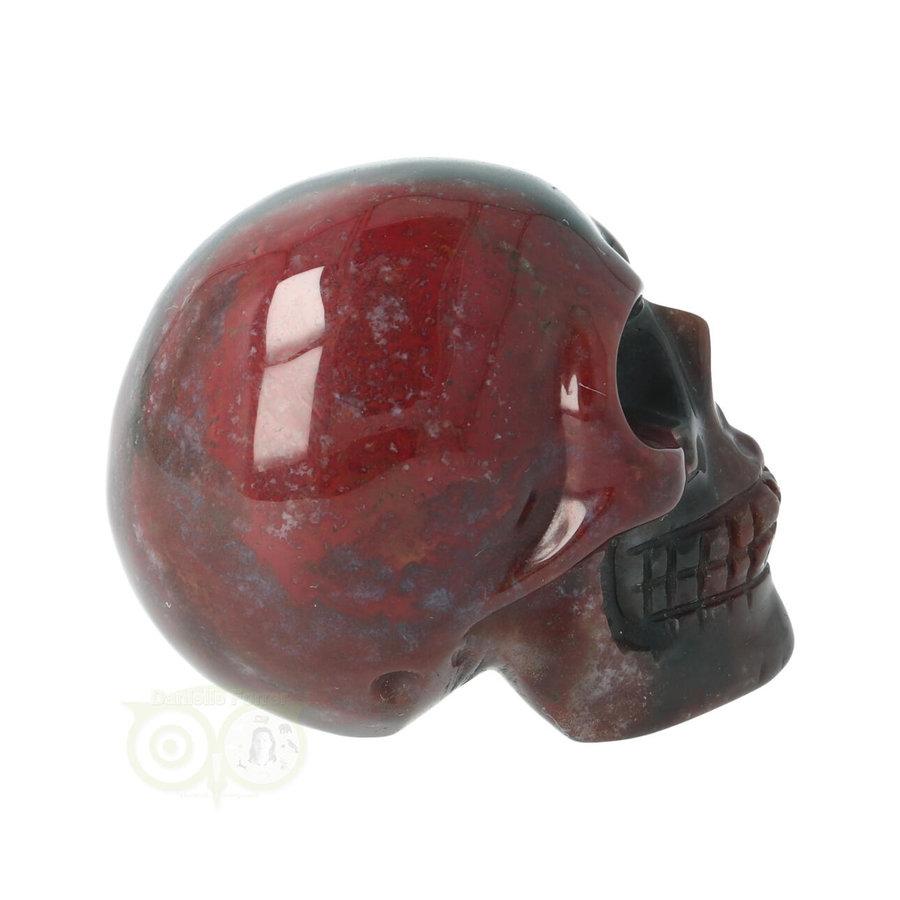 Agaat Indian schedel Nr 5 - 98 gram-8