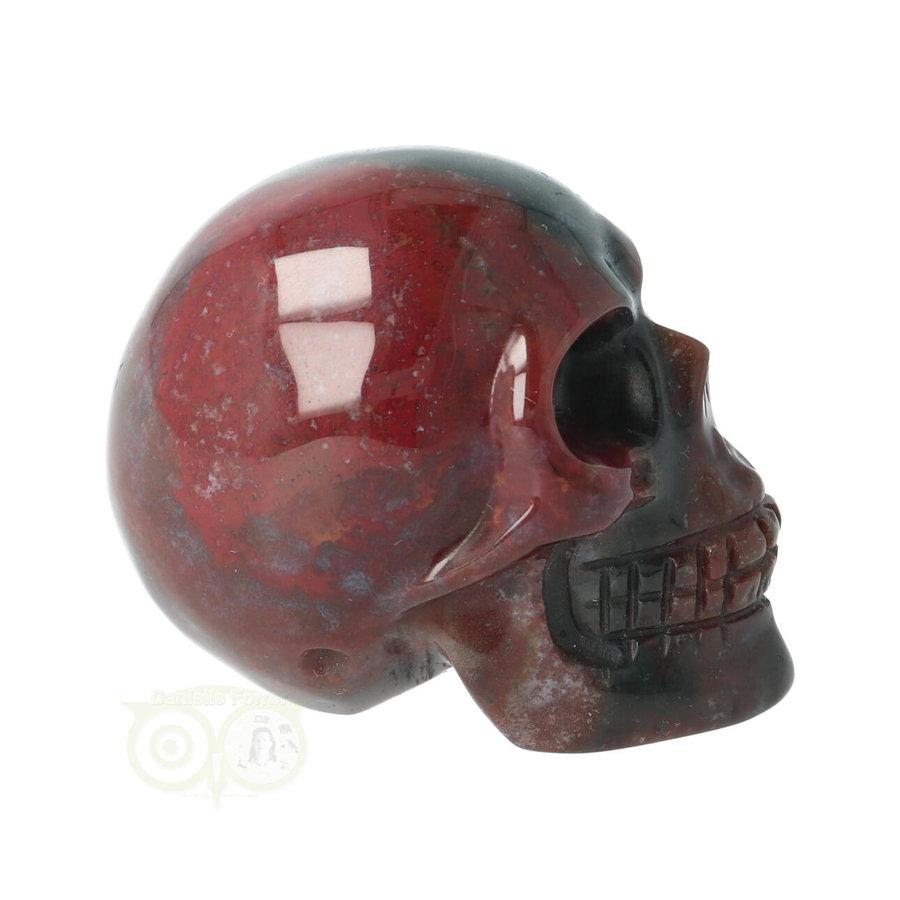 Agaat Indian schedel Nr 5 - 98 gram-9