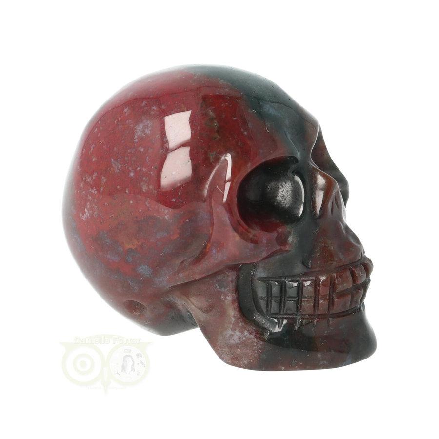Agaat Indian schedel Nr 5 - 98 gram-10