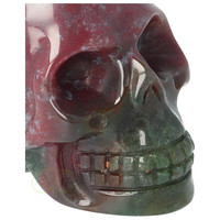 thumb-Agaat Indian schedel Nr 11 - 91 gram-2