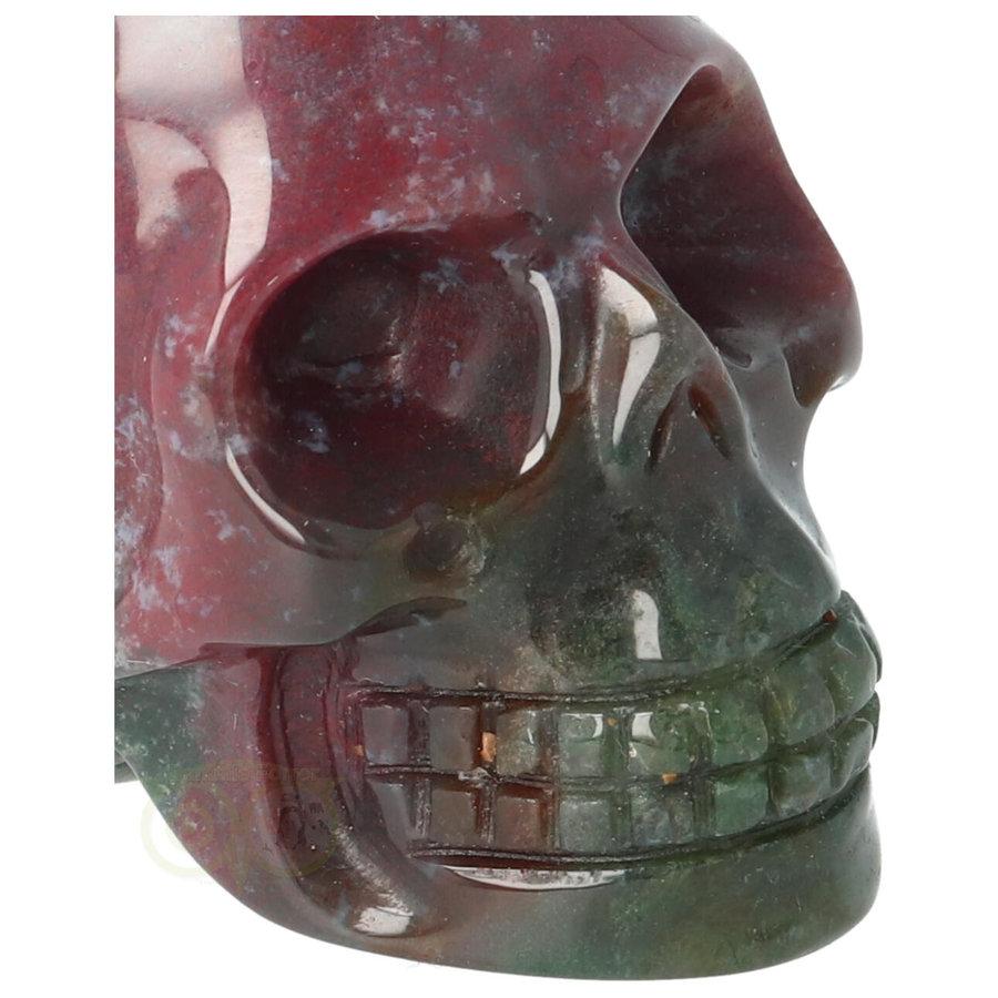 Agaat Indian schedel Nr 11 - 91 gram-2