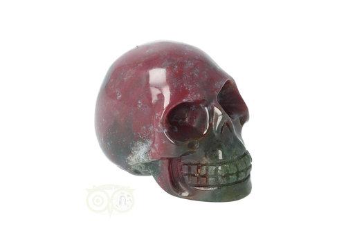 Agaat Indian schedel Nr 11