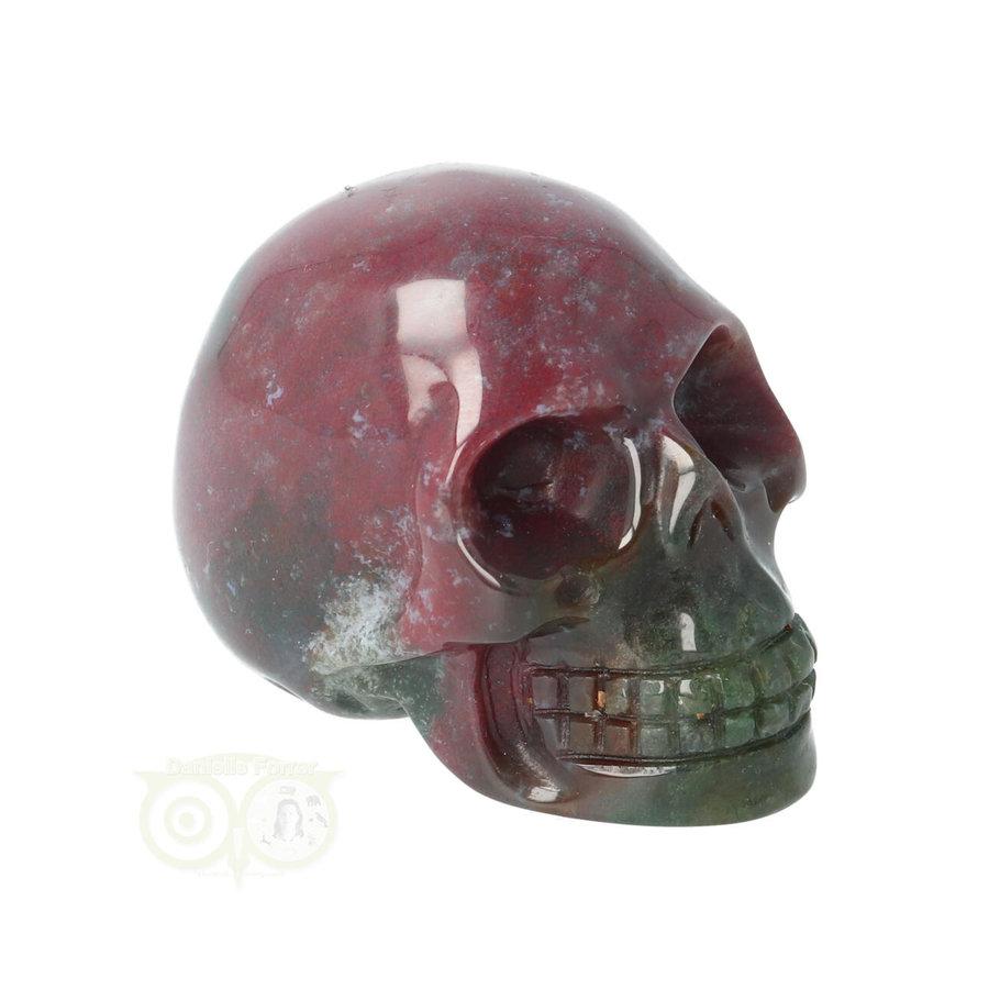 Agaat Indian schedel Nr 11 - 91 gram-1