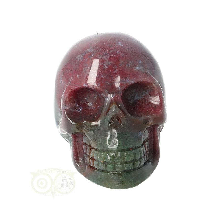 Agaat Indian schedel Nr 11 - 91 gram-3