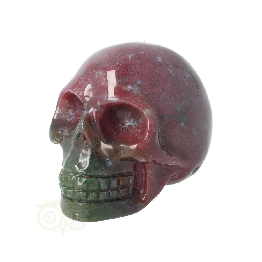 Agaat Indian schedel Nr 11 - 91 gram-4