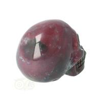 thumb-Agaat Indian schedel Nr 11 - 91 gram-7