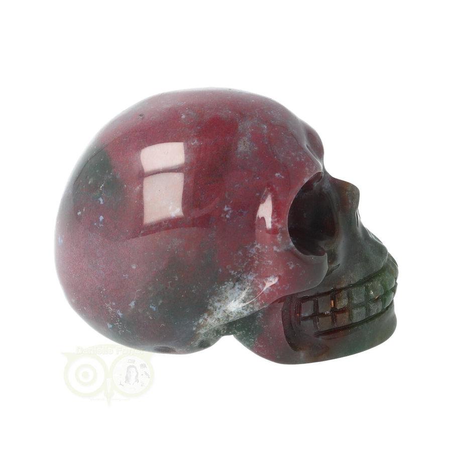 Agaat Indian schedel Nr 11 - 91 gram-9