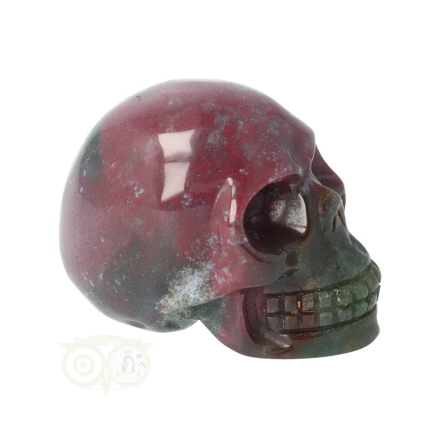 Agaat Indian schedel Nr 11 - 91 gram-10