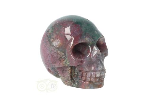 Agaat Indian schedel Nr 12