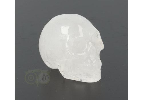 Bergkristal schedel Nr 11
