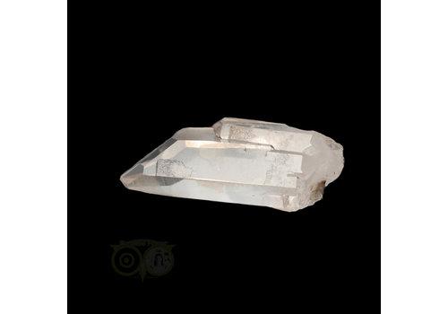 Lemurische bergkristal punt  Nr 48