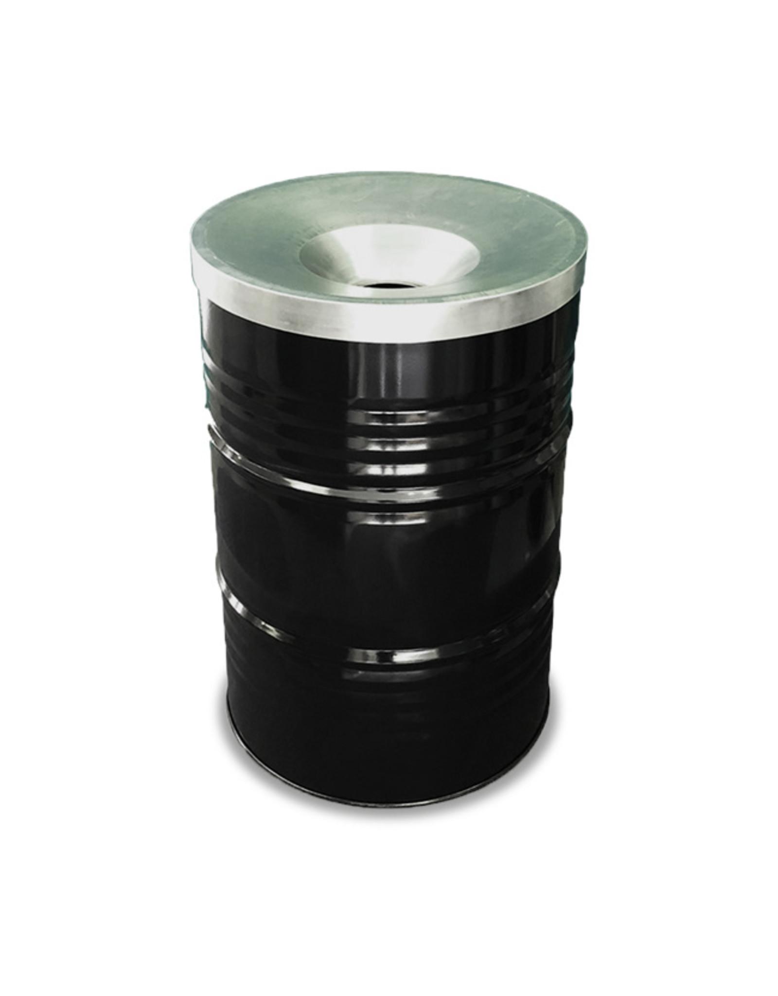 The Binbin Flame-retardant lid for a 200L drum-Bin