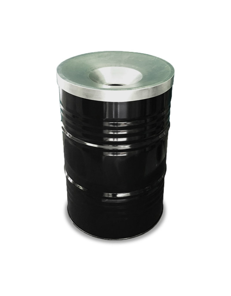BinBin BinBin vlamwerend deksel met gat voor 200 Liter olievat