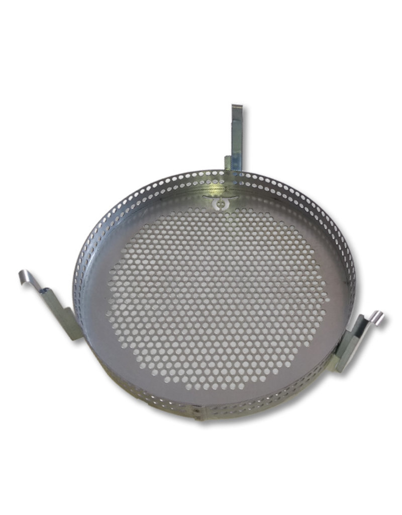 BarrelQ Grill basket and grillage 200-liter oil barrel (narrow/ constricted barrel opening)