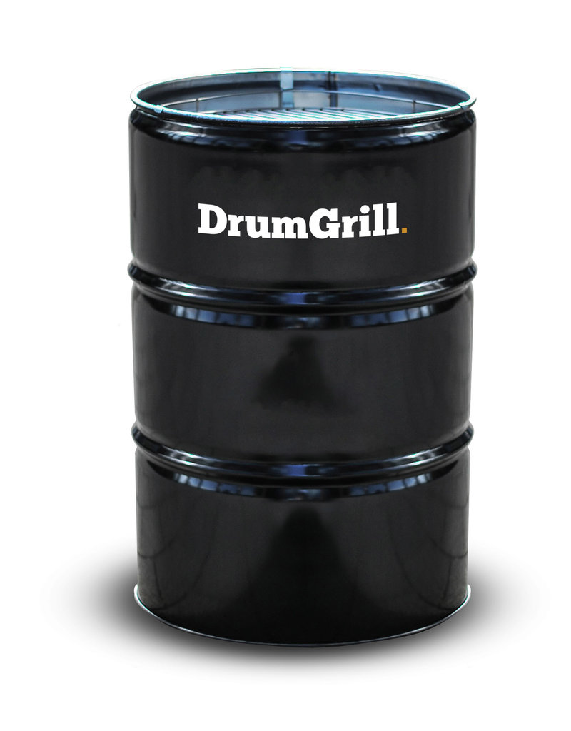 Drumgrill Drumgrill Big 200 Liter Barbecue, firepit and table in one