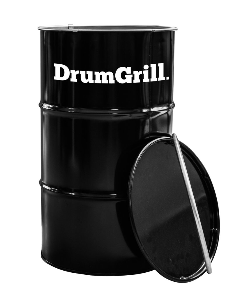 Drumgrill Drumgrill Medium 120 Liter Barbecue, firepit and table in one