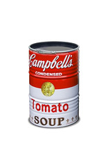 Campbell's Soup Barrel