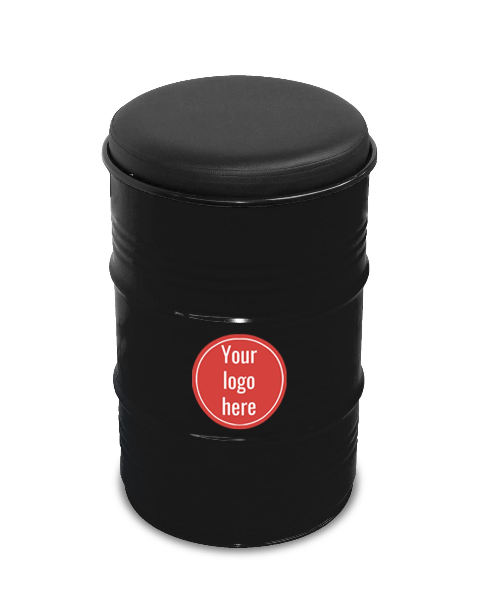 Barrelkings  Personalisieren Sie Ihren Mülleimer mit einem Aufkleber