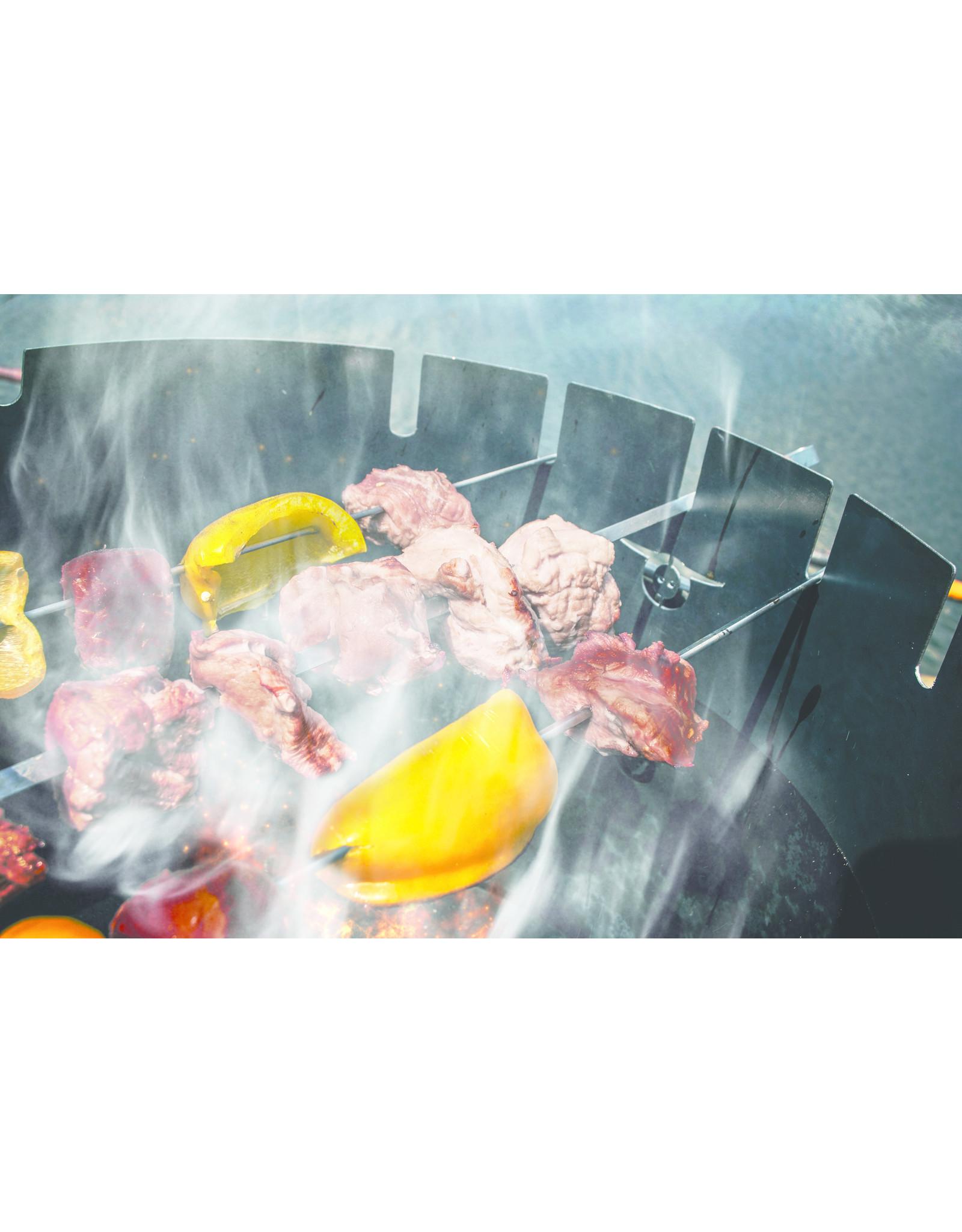 BarrelQ  Shaschlick Ring BarrelQ Big Notorious 200L