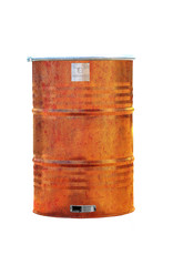 BarrelQ Notorious Big Corten Staal 200Liter Barbecue, vuurkorf en statafel