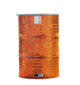 BarrelQ Notorious Big barebecue Cortensteel 200 L