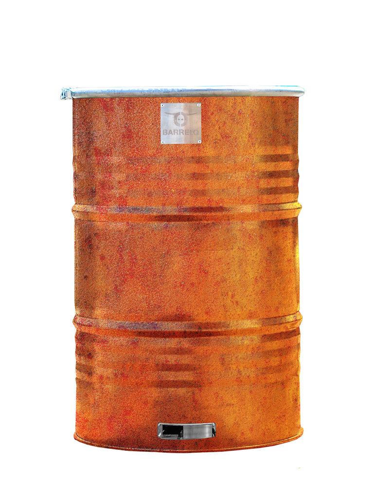 The BarrelQ Notorious Big BBQ Cortenstahl Edition