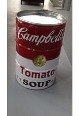 Barrelkings Campbell's Soup design Ölfass 200L