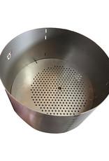 BarrelQ BarrelQ Small Notorius zwart 60 Liter Barbecue, vuurkorf en statafel in één
