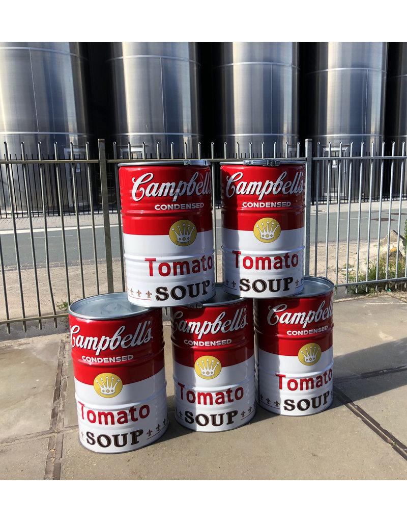 Barrel Campbell Soup 200 L