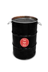 Barrelkings  Personalisieren Sie Ihren Grill mit einem Aufkleber