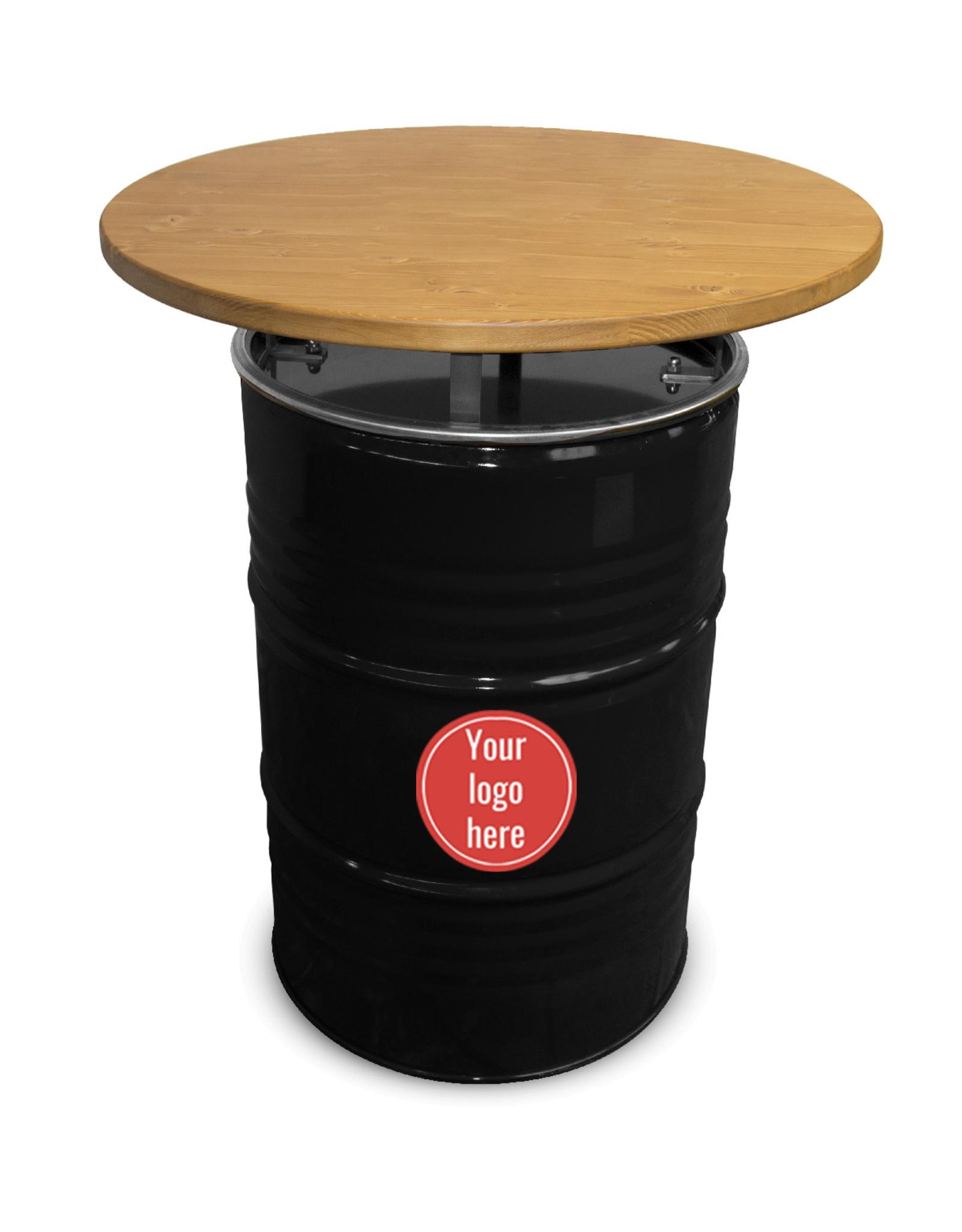 Barrelkings Personaliseer barbecue met een sticker